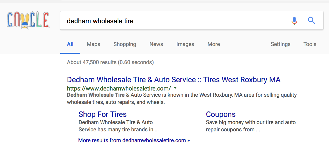 Google Branded Search