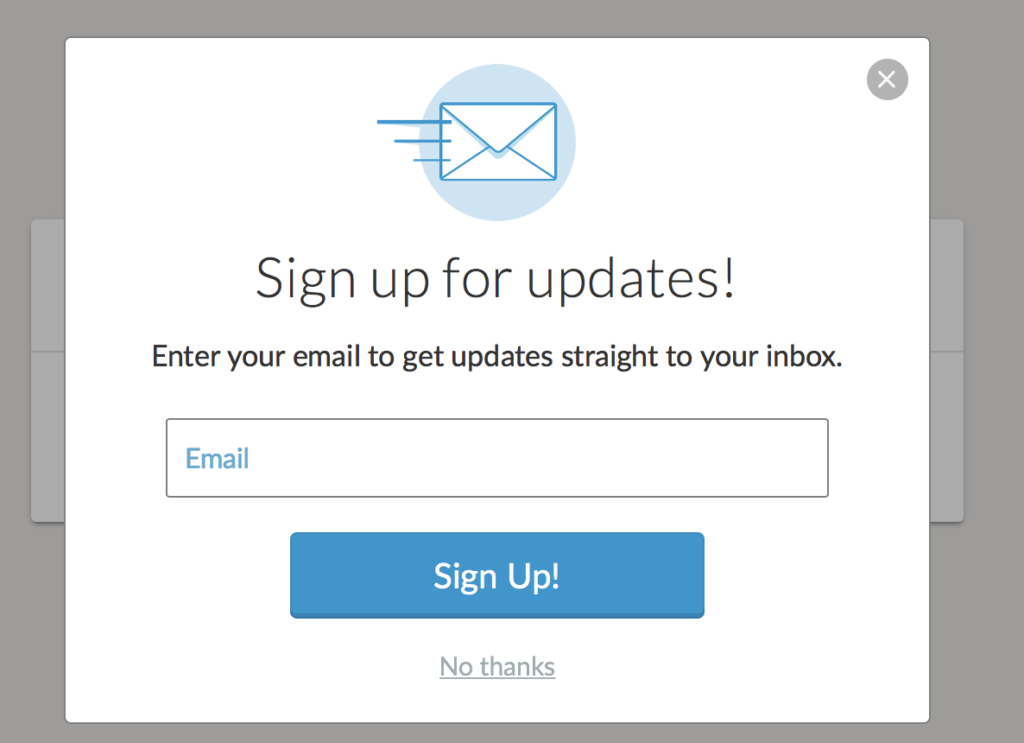Privy Email list